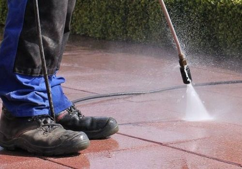 concrete cleaning service in baltimore