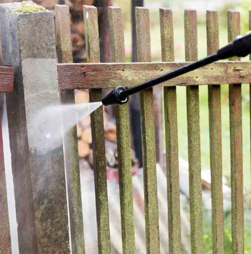 fence cleaning service in baltimore
