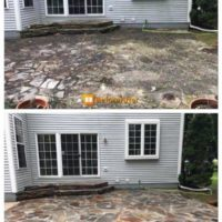 Best Time to Power Wash a House in Baltimore, MD